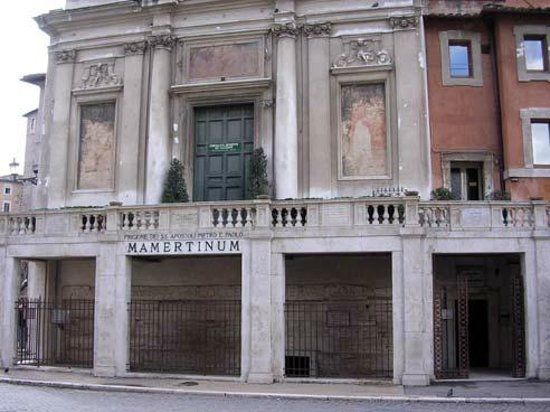 Carcere Mamertino - Rome