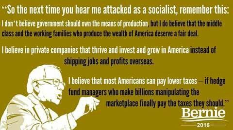 Vote Bernie Sanders for President