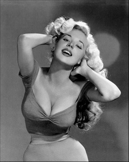 Betty Brosmer (born August 2, 1935) is an American former model and author.