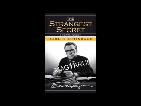 Earl Nightingale - A legfurcsább titok