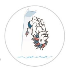 Official #TeamGB #Diving pictogram pin