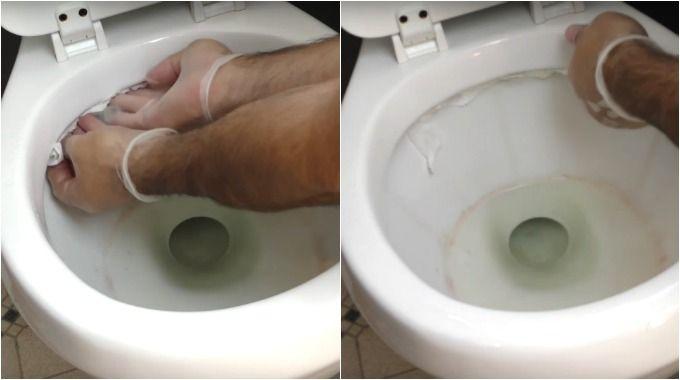 Hvorfor har ingen vist meg dette toalett-trikset tidligere?