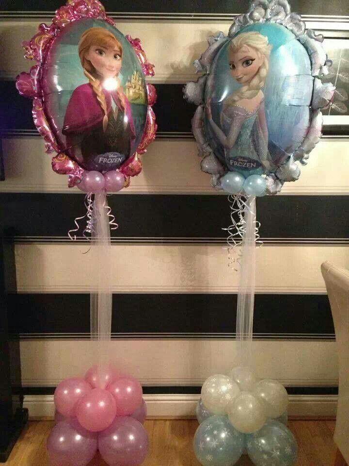 Frozen Disney Decoration Balloon Balloon Center Pieces
