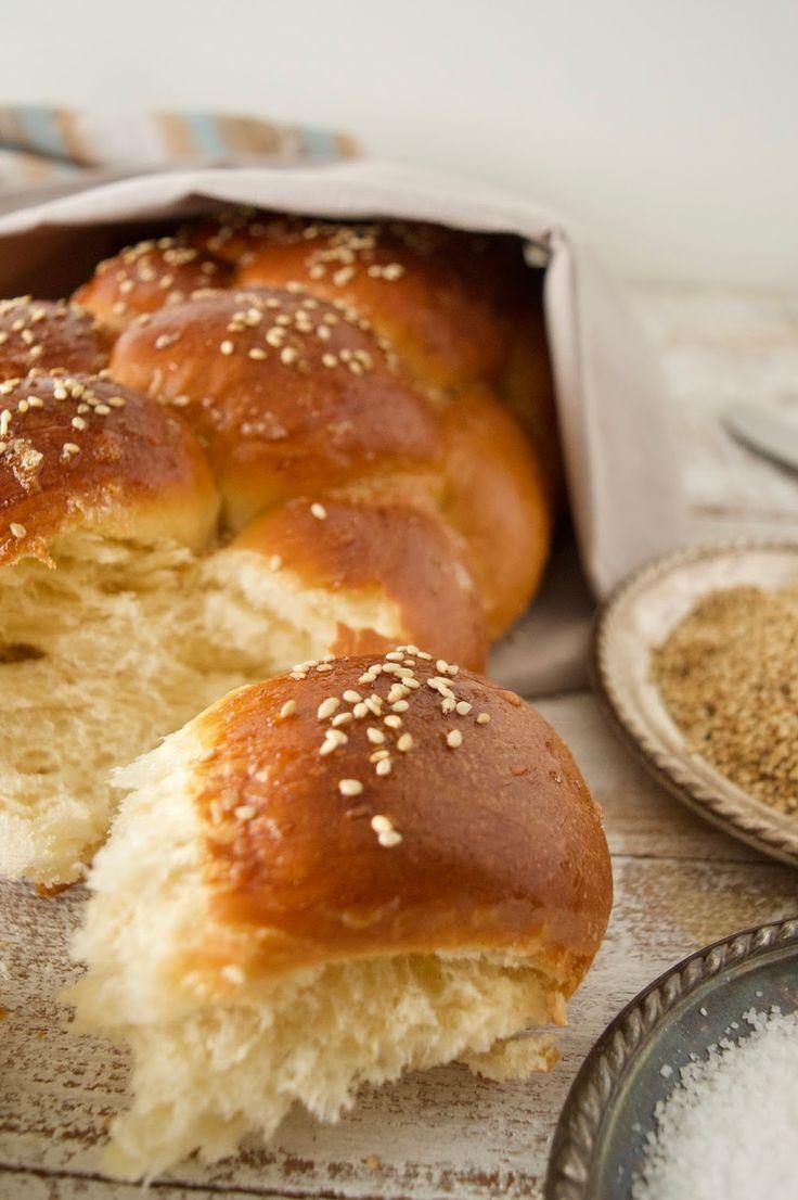 CHALLAH, THE DELICIOUS ISRAELI BRAIDED BREAD THAT WILL FASCINATE YOU  (Scroll down for the English recipe)     ¡¡¡Oooooooohhhhhh!!! ¡¡¡Woww...