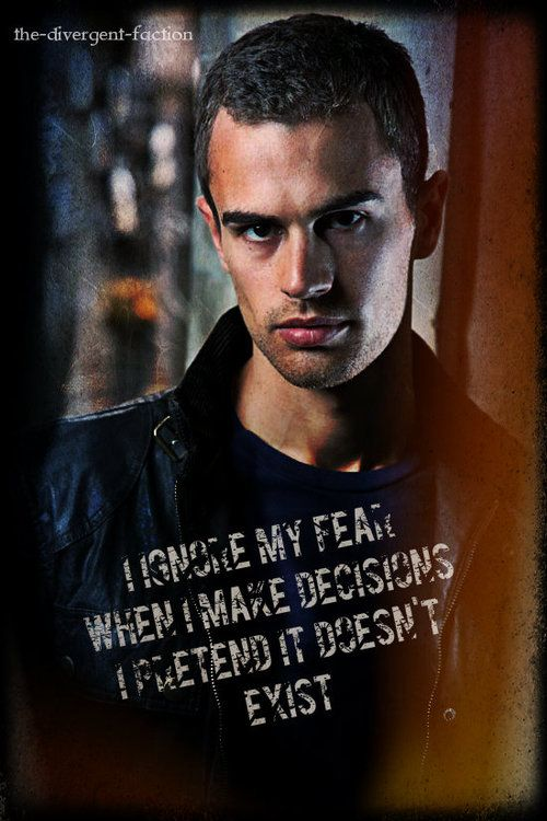 Theo James's First Statement About Being Cast as Tobias 'Four' Eaton in The Divergent Movie - DIVERGENT Fansite