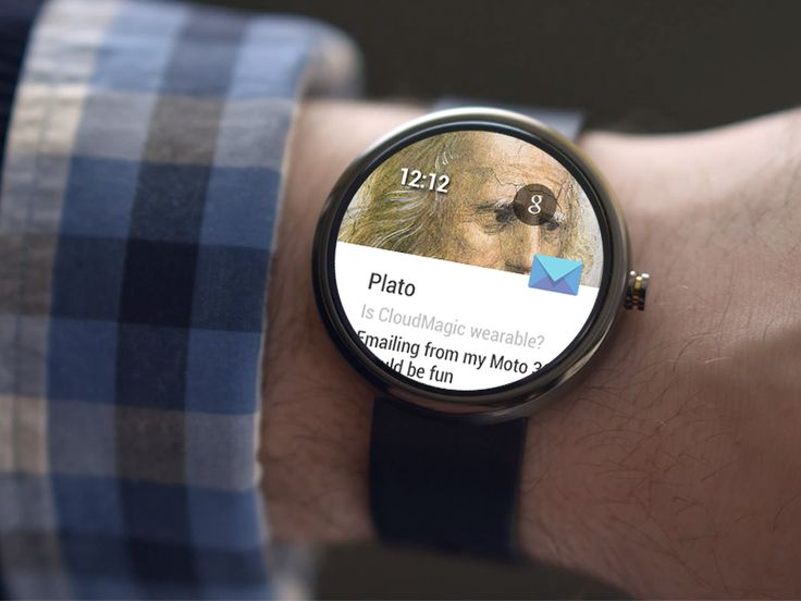 CloudMagic Mail - Android Wear