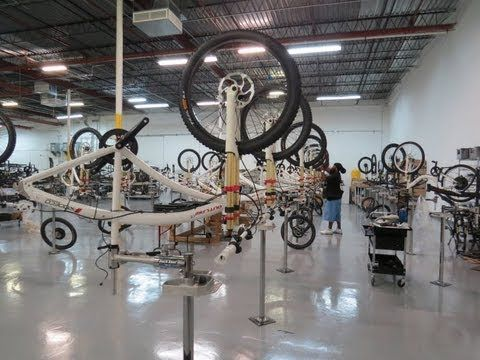 Electric Bike Report - Tour of the NEW ProdecoTech Electric Bike Assembly Facility in Fort Laud...