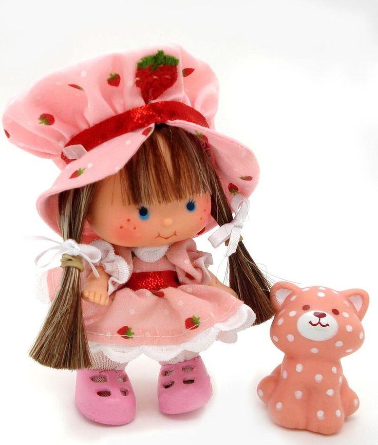 Good information vintage strawberry shortcake doll uk can