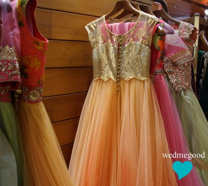 Inside the Ensemble Store in Delhi: Summer 2014 Bridal Buys !