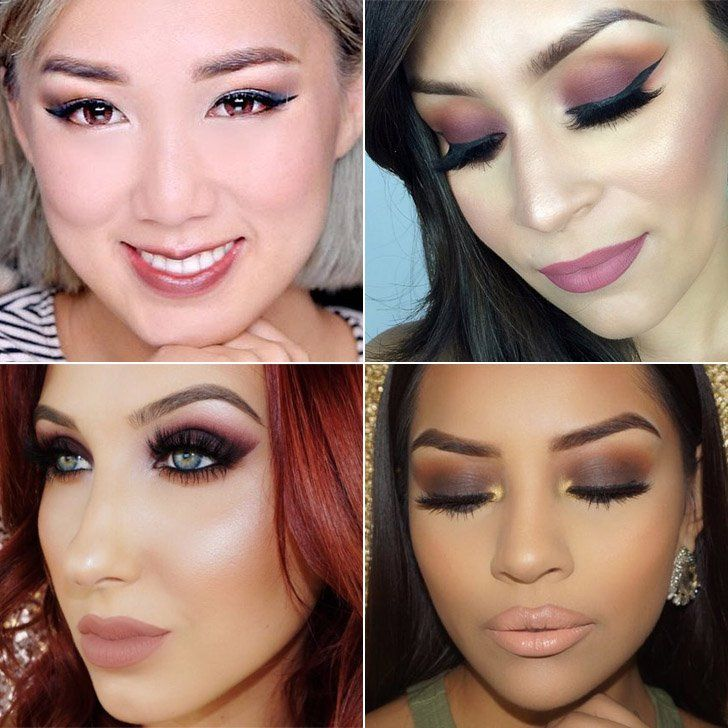 12 YouTubers Show How to Rock a Stunning Fall-Inspired Smoky Eye
