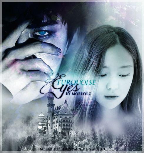 Turquoise Eyes - fantasy romance supernatural vampires originalcharacter exo forestsmoke - Lay / Kai / Sehun / Miko (OC) - Asianfanfics