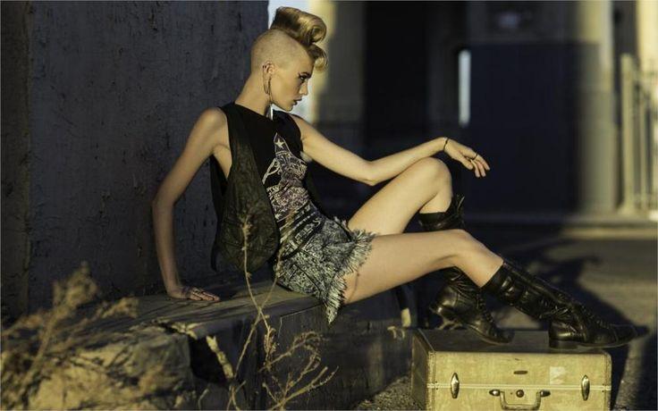Стиль марго Hammand мешок шорты ноги ирокез стиль 4 размеров домашнего декора холст печать плакатов