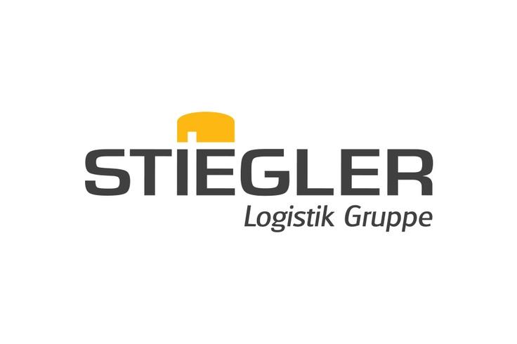 """Logo für den Logistic-Dienstleister """"Stiegler Logistik Gruppe"""""""
