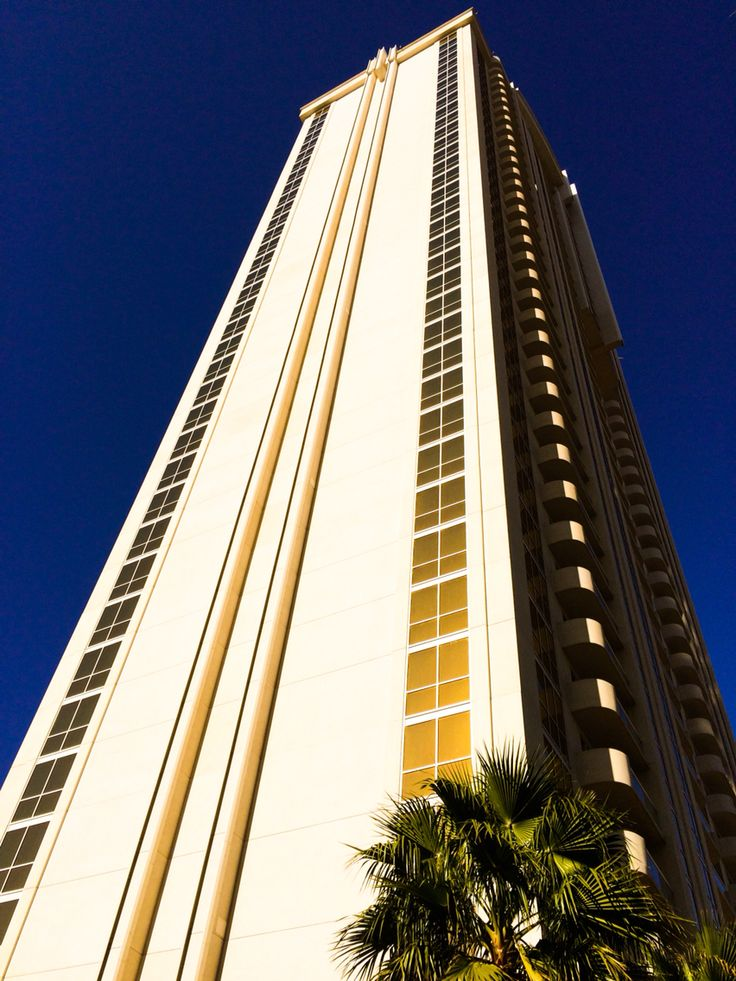 Signature by MGM. Great place to stay while visiting in Las Vegas.