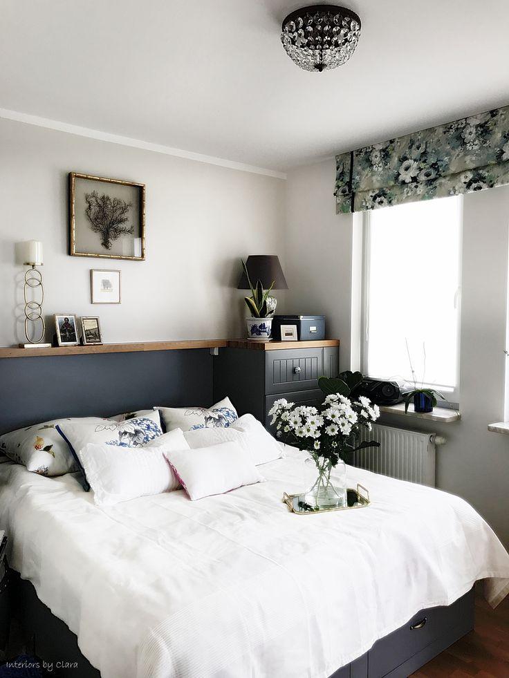 sypialnia dekoracje