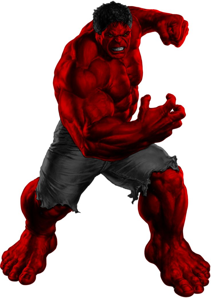 #Red #Hulk #Clip #Art. (THE * 5 * STÅR * ÅWARD * OF: * AW ...