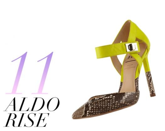 13 fashionable things to look forward to in 2013 - Aldo Shoes collaboration with Preen called Aldo Rise