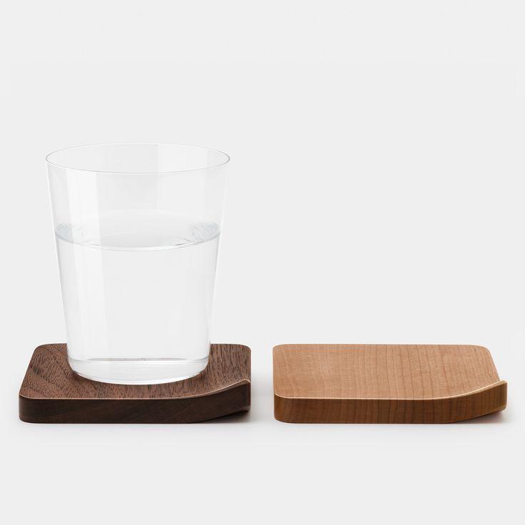 Mogu-Kagu Coaster + Usuhari Old Fashion Glass — Ode to Things