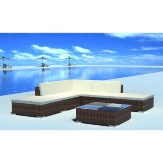 Rattan Garten Garnitur Möbel - günstig für den Sommer in Essen - Rüttenscheid | eBay Kleinanzeigen