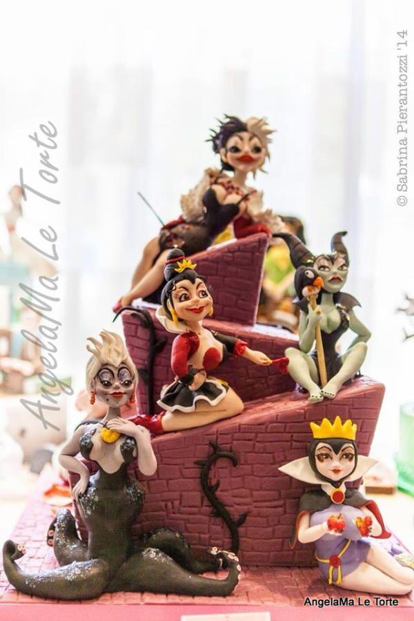 villains cake