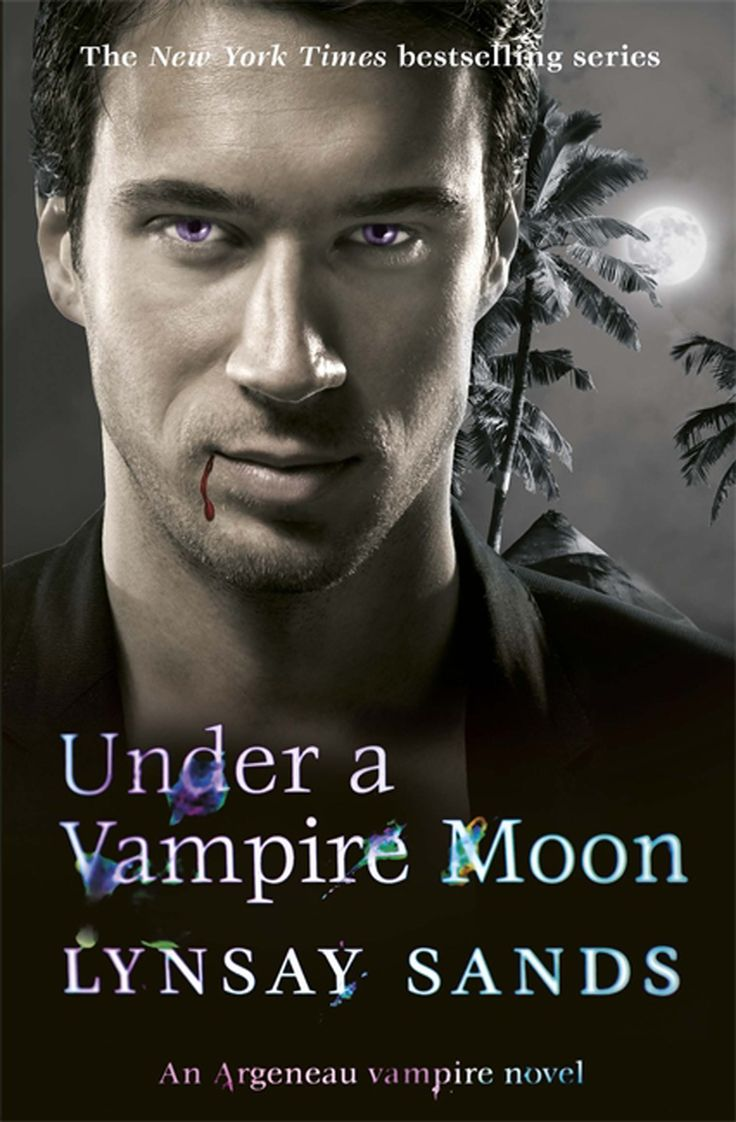 Under A Vampire Moon, An Argeneau Vampire Novel By Lynsay Sands