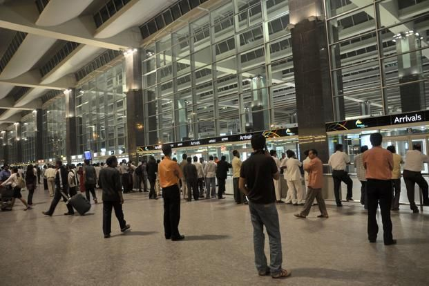 I'd arrived at the International Terminal of Mumbai Airport, waiting patiently at the baggage return for my guitar and suitcase. The suitcase appeared, but no guitar. Fantastic start. And so … (Source: adamharkusblog.wordpress.com)