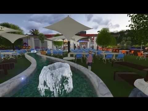 Seyhan Belediyesi Amerikan Pazarı 3D Animasyonu   Wiki Software   Adana Yazılım Şirketi - Firması