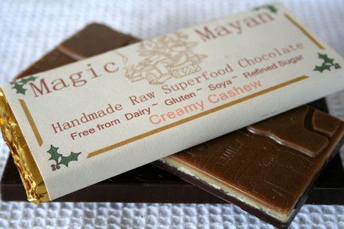 Magic Mayan Chocolate 1