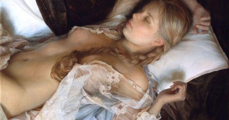 20Super Seductive Women asDepicted inthe Paintings ofaTalented Russian Artist