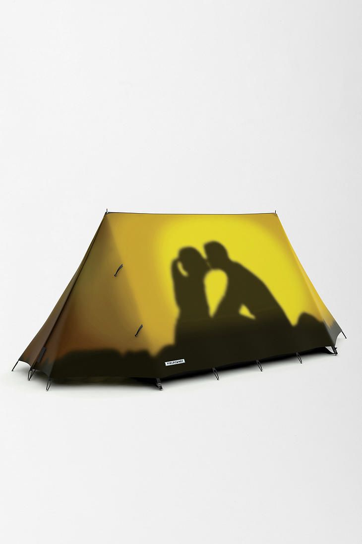 FieldCandy Silhouette Tent | Tent, Silhouette and Camping