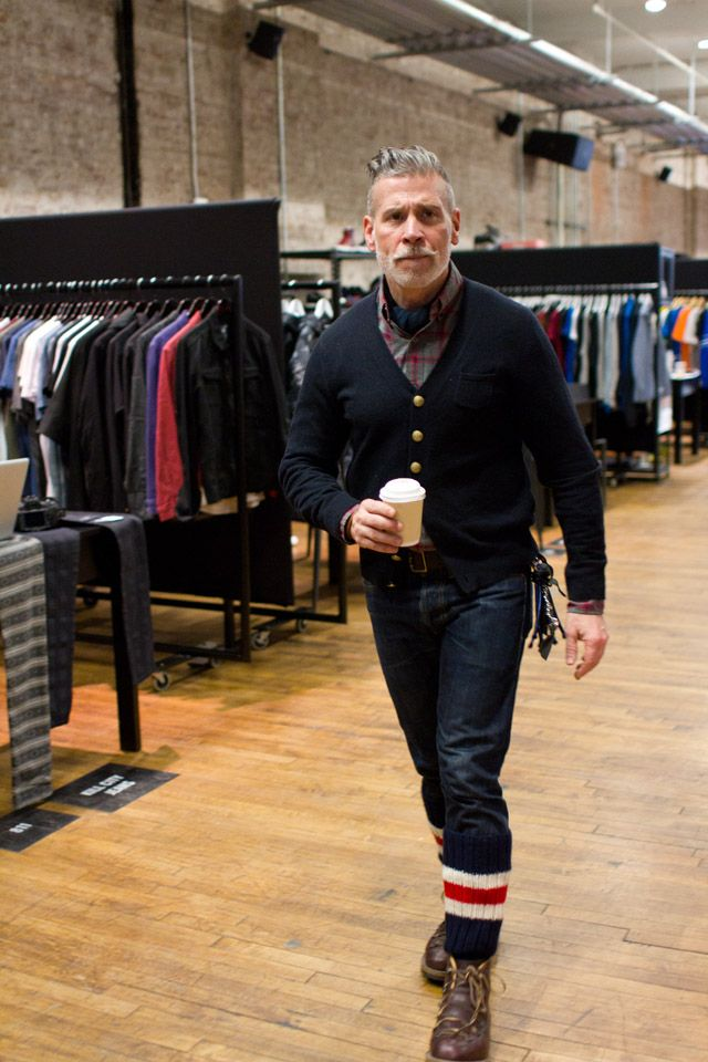 #nick #wooster #nickwooster #men #fashion #style