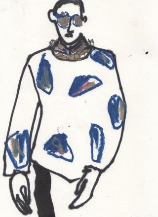 Helen Bullock: Katie Eary @ London Menswear A/W 2013 - SHOWstudio - The Home of Fashion Film