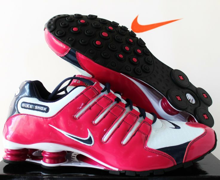 Nike Shox Deliver Sport Red
