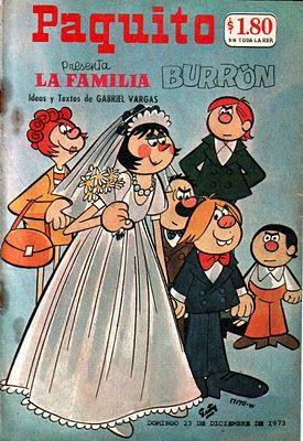la familia burron comics   La Familia Burron Comics