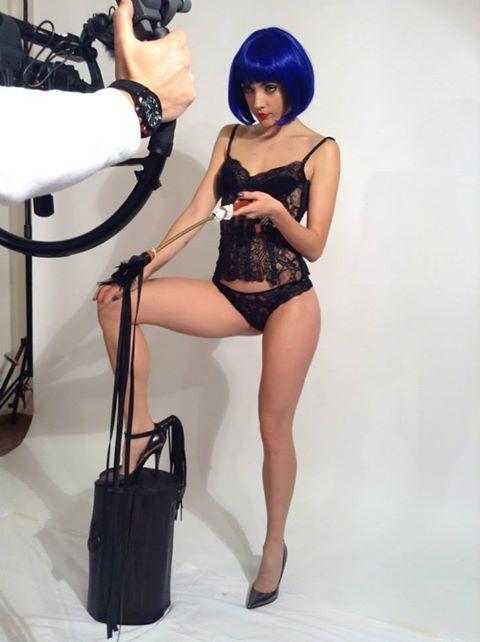 """Bordello Session with """"Venus Finger"""" & """"Marquissima Stiletto Pump"""" #fetish #model"""