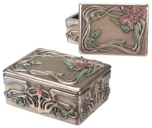 Art Nouveau Orchid Box Holder Display by Summit, http://www.amazon.com/gp/product/B005EOAQ2Y?ie=UTF8=213733=393185=B005EOAQ2Y=shr=abacusonlines-20&=home-garden=1361839315=1-2=art+nouveau+decor via @Amazon.com