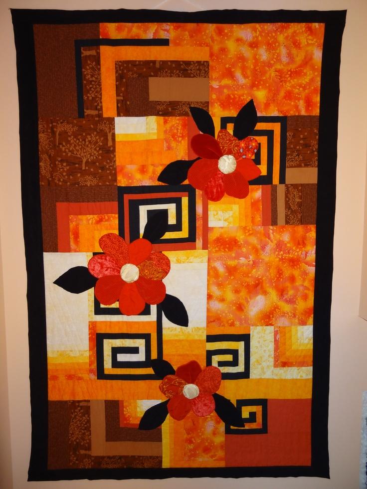 panneau japonais by c t patchwork paradise pinterest. Black Bedroom Furniture Sets. Home Design Ideas