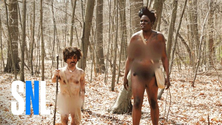 Peter Dinklage & Leslie Jones Star in 'Naked & Afraid: Celebrity Edition' on SNL