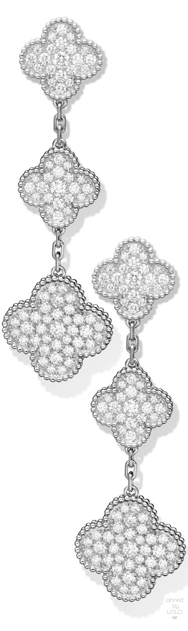 Van Cleef & Arpels Earrings | LOLO❤︎