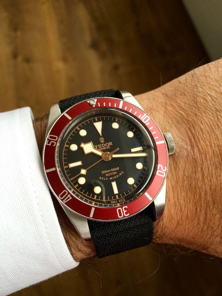 171 best tudor black bay images on pinterest tudor black bay tag watches and watches. Black Bedroom Furniture Sets. Home Design Ideas