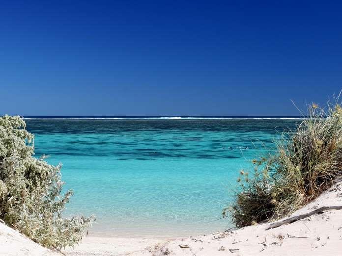 Embora não seja tão conhecido como a Grande Barreira de Corais na costa leste, vale conhecer o Parqu... - Shutterstock