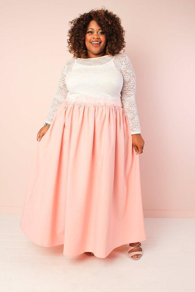 75 best Plus Size Bride Wedding Dresses images on Pinterest