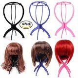 New8Beauty Wig Stand 6-Pack