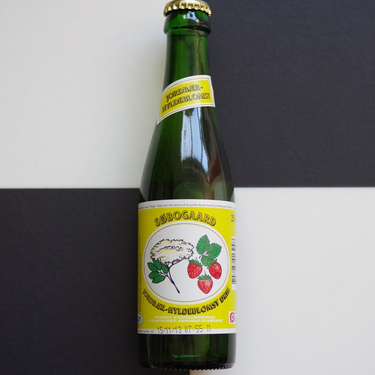 Søbogaard Organic Elderflower/Strawberry