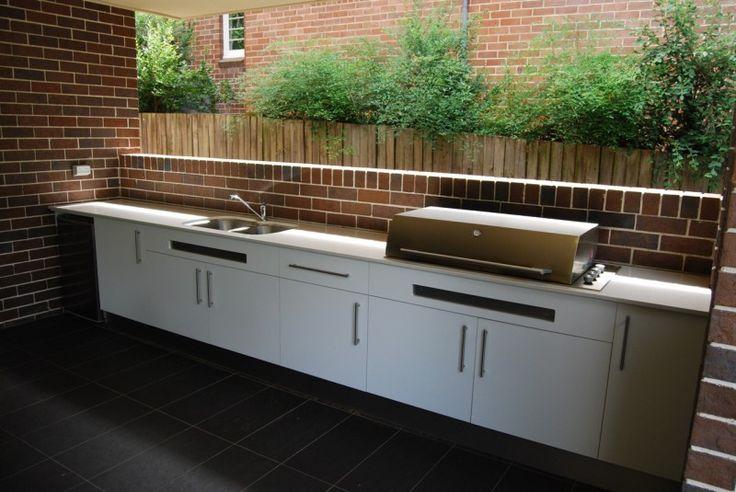 Free Plans Building Outdoor Kitchen   Outdoor Kitchen Bbq