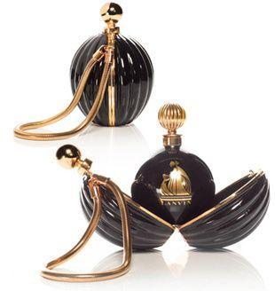 Minaudière Lanvin parfum beauté