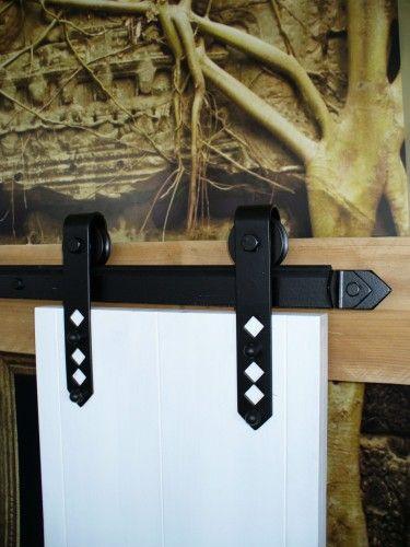 Boeren schuifdeurbeslag 150 Kg BRETAGNE voor deurbreedte max 103 cm
