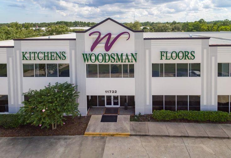 Woodsman Kitchens and Floors::Cabinets Jacksonville ...