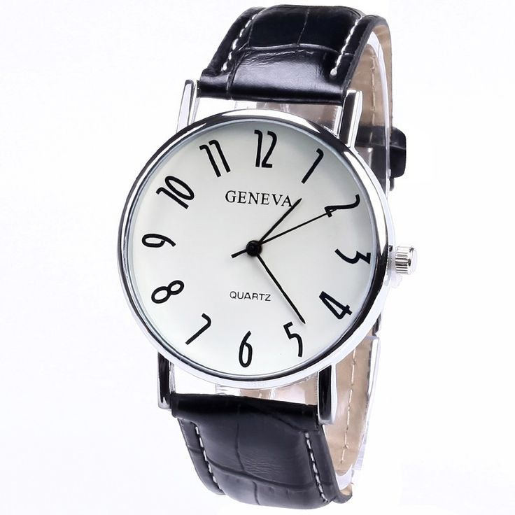 >> Click to Buy << TOP Geneva Luxury Pu Leather Retro old vintange fashion women business woman Casual dress Reloj Para Dama executive business #Affiliate