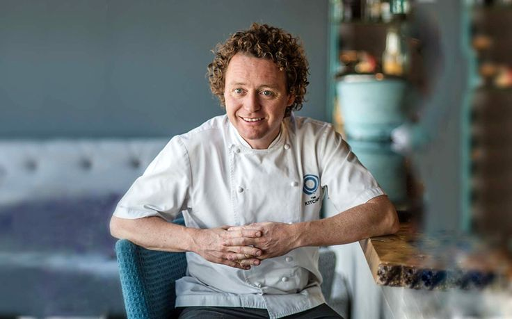 Tom Kitchin | Ristorante The Kitchin - Edimburgo